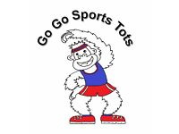 Go Go Sports Tots - Multi - skill Sports group for 2-4year olds and their parents - KINDERTURNEN