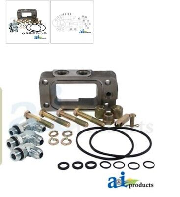 John Deere Auxiliary Outlet Kit Hydraulic Scv Beyond Valve 4430 4440 4455 4255