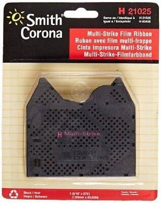 Smith Corona 21025 Typewriter Ribbon Black