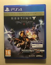 Ps4 - Destiny Legendary Edition