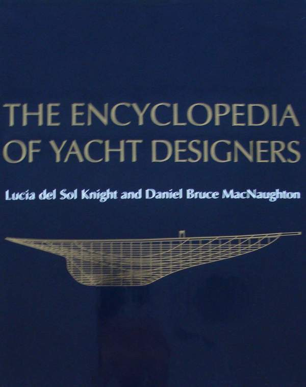 BOEK/LIVRE : The Encyclopedia of Yacht Designers