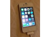 iPhone 4s 16 GB unlocked perfect condition