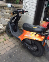 Scooter Bws r