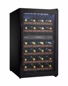 Refroidisseur à Vin 38 Bouteilles / 2 zones Danby (DWC040A2BDB)