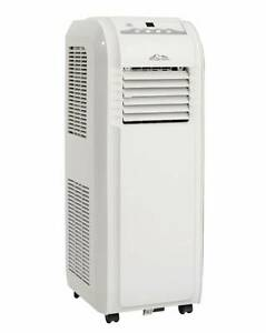 POWERFUL PORTABLE AC - 8000 BTU - SELL AT 180$ (NEW WORTH 400$ )