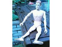 Original 60s ACTION MAN with original DOGTAG.