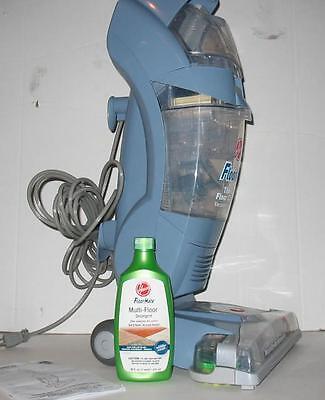 MINT Hoover FH40010B Floormate Spinscrub Hard Floor Cleaner - Used Once