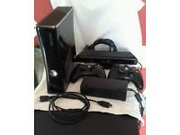 Xbox 360 special edition 250g with Kinect
