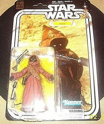 """JAWA Star Wars The Black Series 40th Anniversary 6"""" Action Figure Kenner NEW!"""