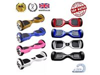 CERTIFIED UK SEGWAY - BRAND NEW - FREE DELIVERY - Hoverboard Smart Balance Wheel Scooter