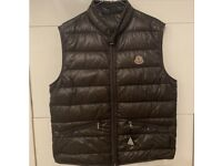 Moncler body warmer RRP £450