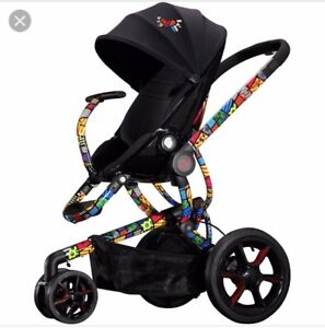 Quinny Moodd Stroller by Britto Limited Edition ( Never Used!)