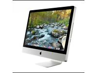 In perfect working order 2009 late model iMac 27inch ready to go 350