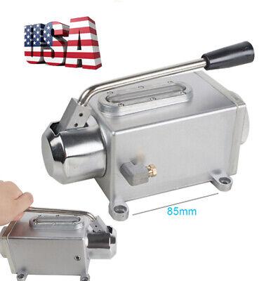 Hand Pump Lubricator Lubricating Oil Pump Manual Milling Punching Machine Usps