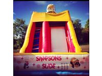 Bouncy Castle - Inflatable Slide