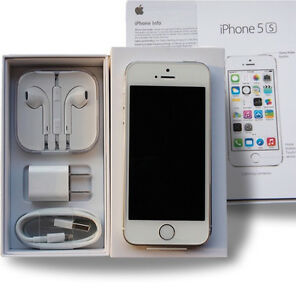 iPhone 5S brand new condition