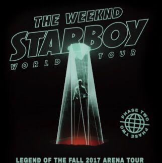The Weeknd Perth Concert - GA Standing Ticket