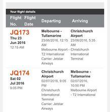 Return tickets Christchurch, NZ Ascot Vale Moonee Valley Preview