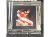 Pagazzi photo mirrored frame