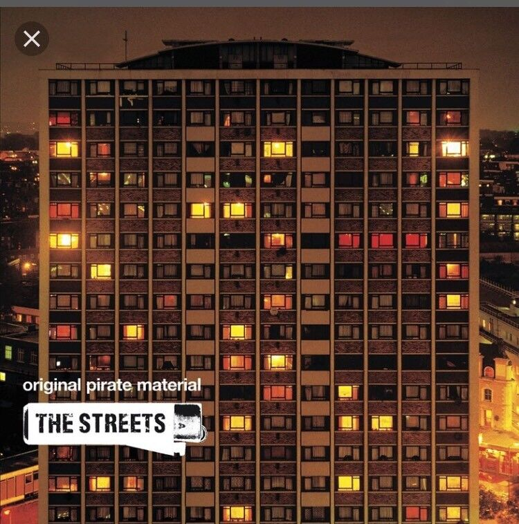 The Streets Tickets 25th April 2018 £85 each