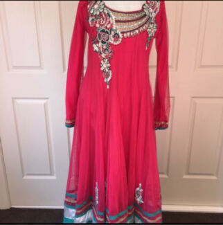 Anarkali Frock size 12 to 14