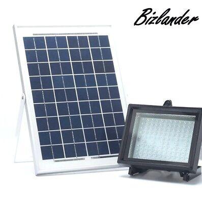 Bizlander Solar Light - 10W 108 LED 1109 Lumens 10 Hours up