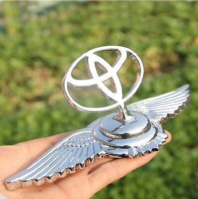3D Zinc Alloy Stand Car refiting Decoration Badge logo Hood emblem for Toyota