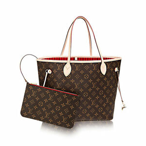 Authentic Brand New Louis Vuitton Neverfull MM Classic