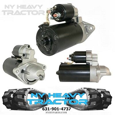 One 0404-002 Starter Motor Group Fits Asv Rc50 0404002 Free Ship 0200-562