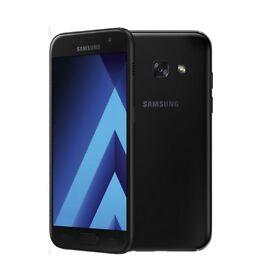 Samsung Galaxy A3 2017 Black Unlocked