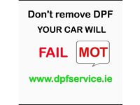 DPF CAT SCR Diesel Particulate filter cleaning Nationwide