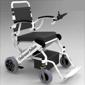 Lightest Electric Wheelchair, Only 20KG, Folds in Seconds, Travel Benowa Gold Coast City Preview
