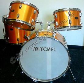 Really rare vintage 70s Mitchel Drum Kit for sale (Pre-Tama)