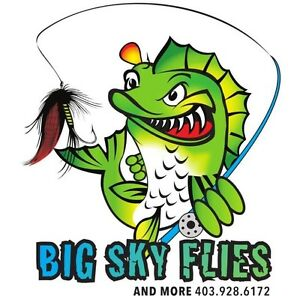 Big Sky Flies & More Fishing Flies
