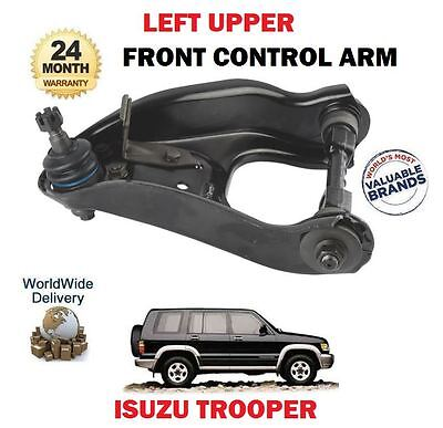 FOR ISUZU TROOPER FRONT AXLE LEFT UPPER SUSPENSION TRACK CONTROL WISHBONE ARM
