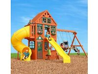 Play house/centre for kids - garden