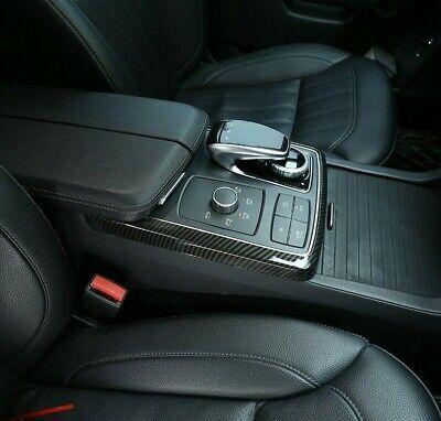 Passend Für Mercedes GLE GLS ML GL W166 Carbon Blende Abdeckung Mittelkonsole
