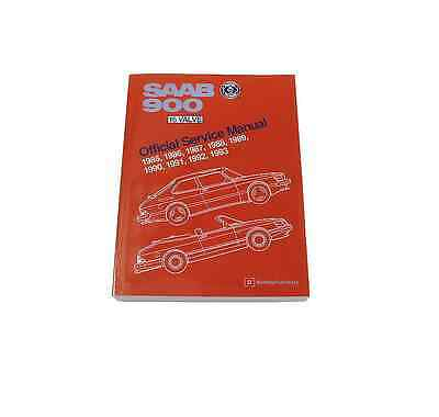 New For Saab 900 900s Turbo SPG Conv. 16V 85-93 Service Repair Manual