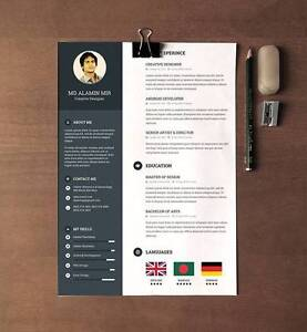 Professional Resume and Cover Letter Writing Service Southport Gold Coast City Preview