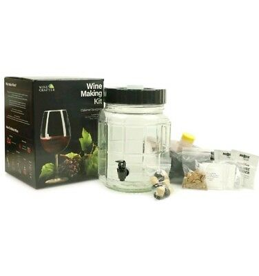 Wine Crafter Cabernet Sauvignon Wine Making Kit for sale  Shipping to South Africa