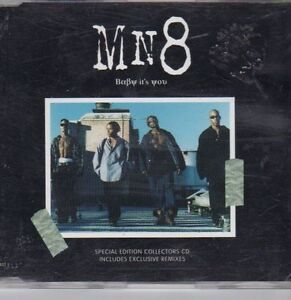 DY176-MN8-Baby-Its-You-1995-CD