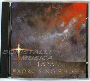 JAPAN - EXORCISING GHOSTS - CD Nuovo Unplayed - Italia - L'oggetto può essere restituito - Italia