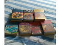 Set of 7 Harry potter books
