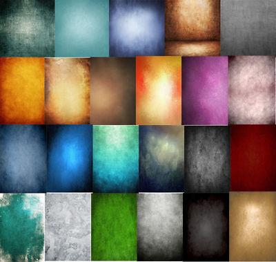 Retro Gradient Color Photography Backgrounds 10x10' Studio Photo Backdrops Props
