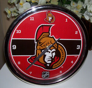 Ottawa Senators Wall Clock London Ontario image 1
