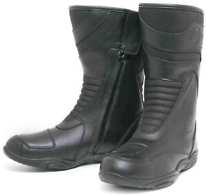 New W2 brand size 9 Motorcycle boots-Never Worn