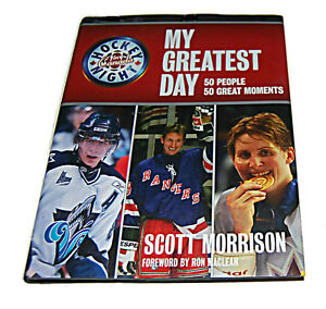 15 Copies of My Greatest Day: Hockey Night In Canada
