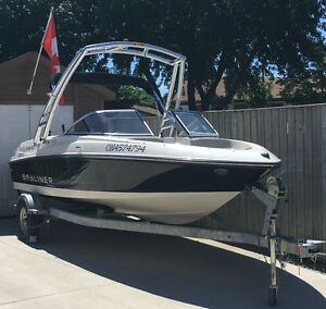 2013 Bayliner 175 wake
