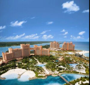 Atlantis - Bahamas - 2 bedroom/2 bath lock-off villa - Oct 13-20