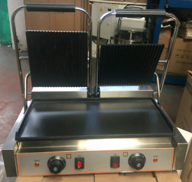 New Double Large Panani Maker Machine Toster